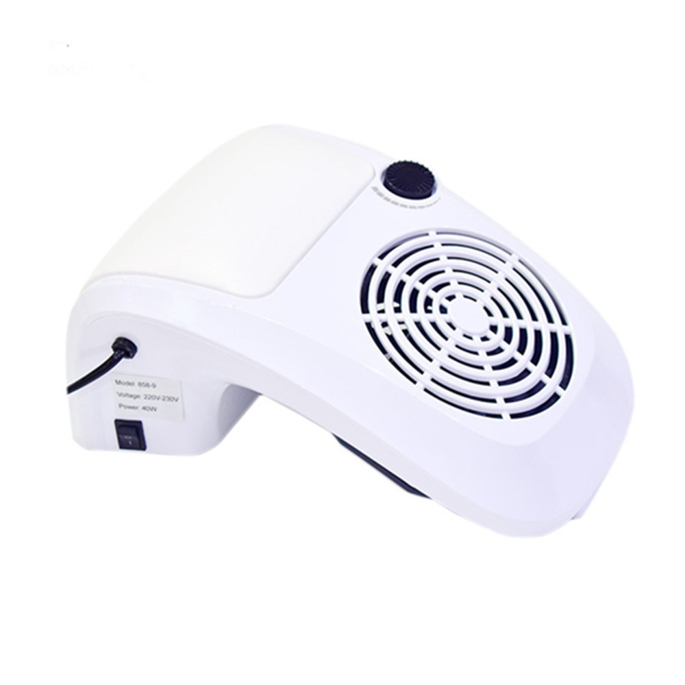 China Nail Dust Collector Extractor Art Salon Suction Dust Collector ...