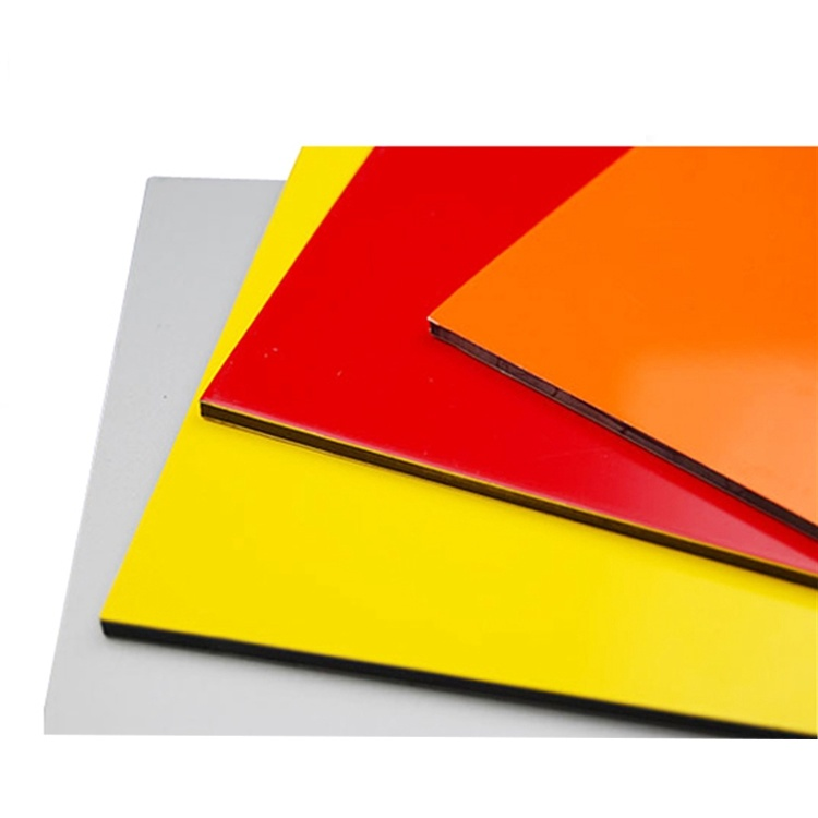 China PVDF Coating Aluminum Composite Panel/Sheet/ACP for Outside ...