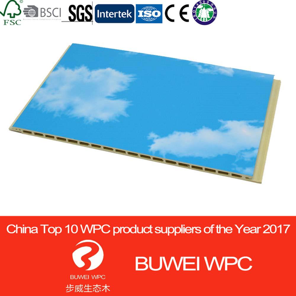 China WPC Decorative Wallboard Panels Replace PVC Wall Panel Photos ...