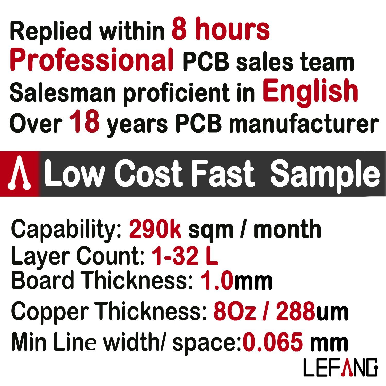 China Pcb Circuit Board For Safety Hd High Density Camera Photos