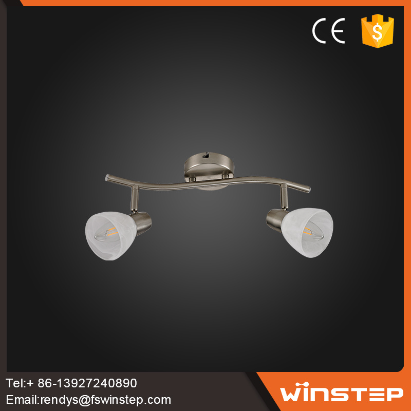 e14 industrial design energy saving spot light led for hotel decoration