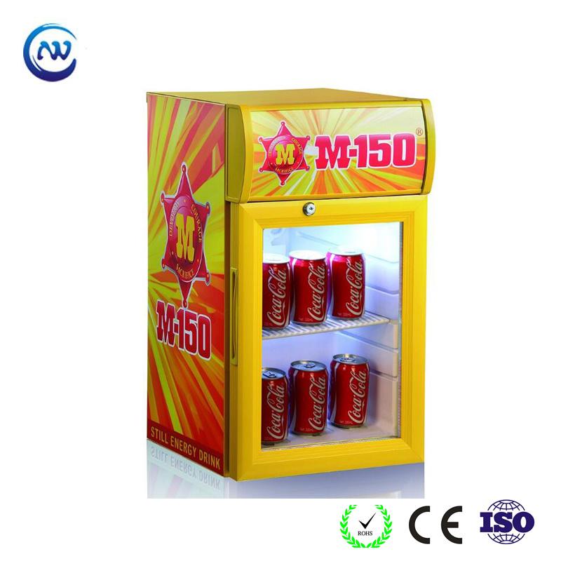 China Glass Door Display Bar Fridge Beer Bottle Cooler Jga Sc21by