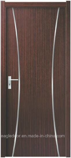China Best Simple Cheap Interior Doors House Entry Fancy