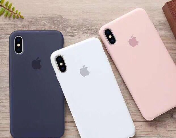 iphone xs rubber case