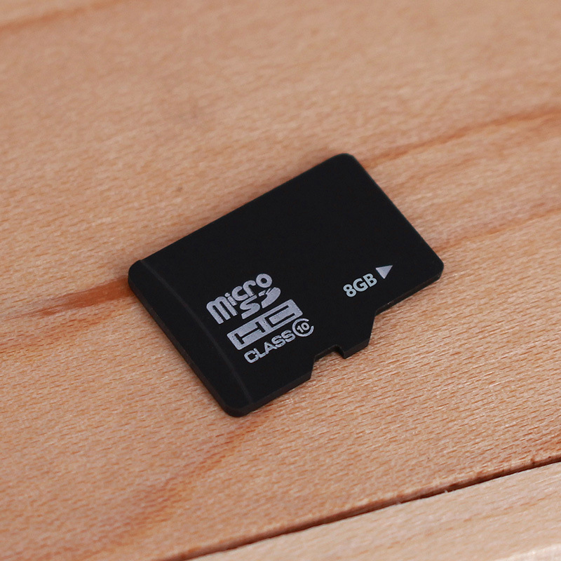 China Market of Electronic Plastic Box SD Card Taiwan Bulk 8GB C10 Micro Memory SD Card pictures & photos