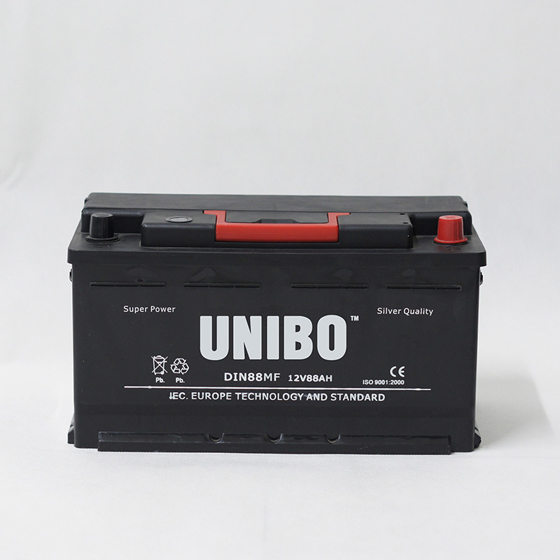 Car Battery DIN88 12V88ah High Performance Maintenance Free Auto Battery pictures & photos