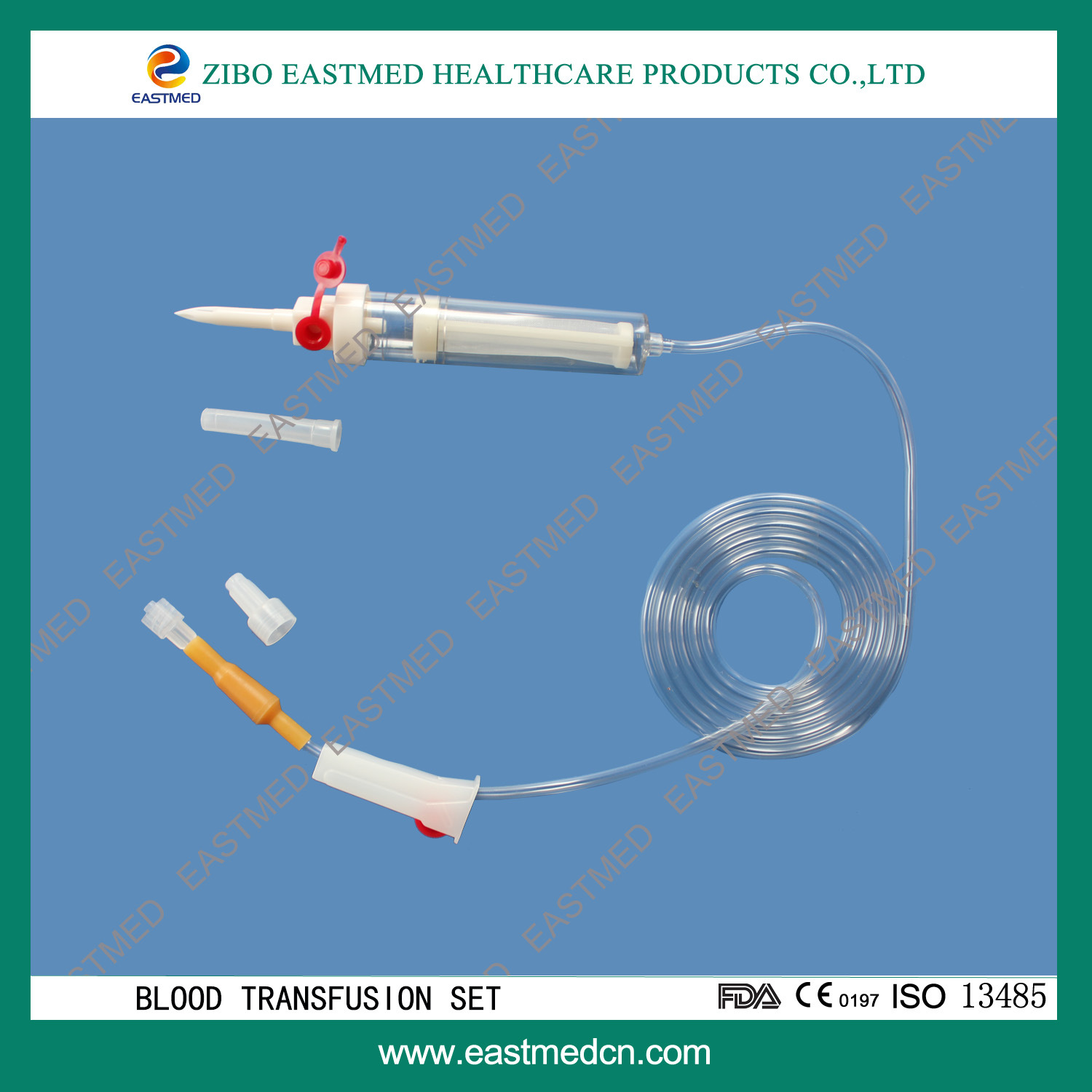 Disposable Medical Product Blood Transfusion Set