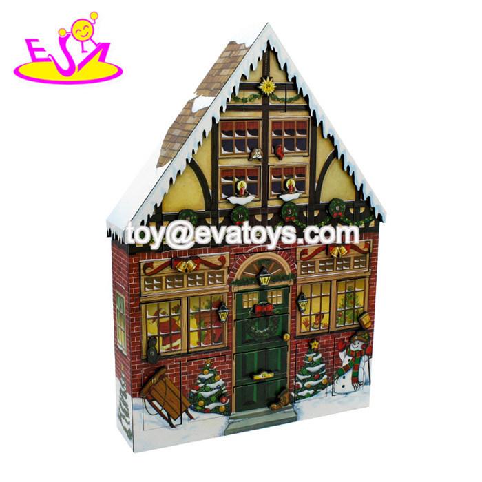 Cool Boys Wooden Advent Calendar