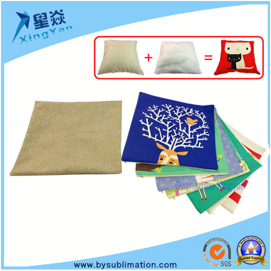 China Custom Print Cushion Cover Wholesale Sublimation Pillow Case