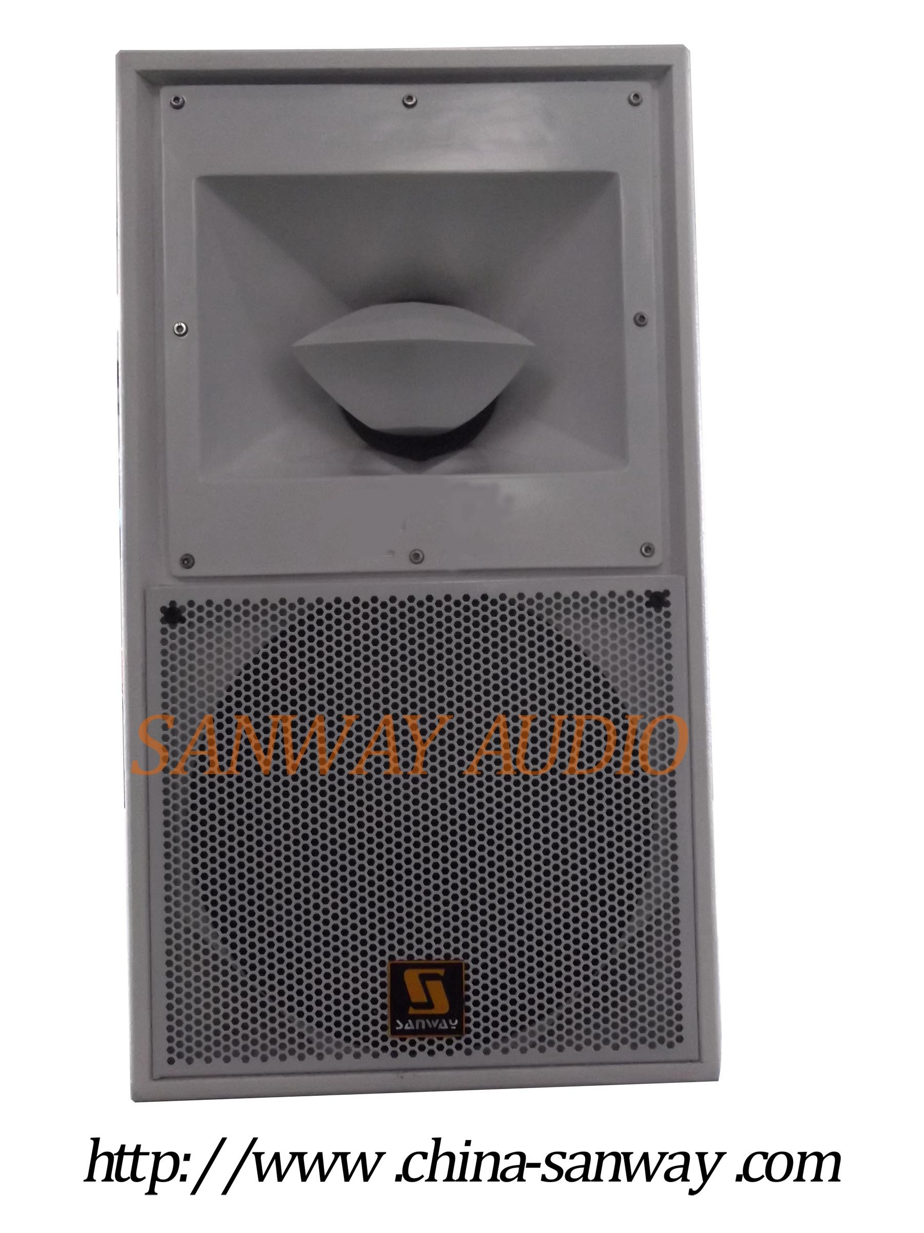 Sanway R1 Sound System 12 Inch Subwoofer Loudspeaker Box pictures & photos