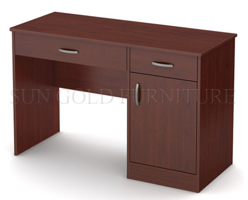 China Simple Design Melamine Wooden Computer Desk Student Writing Sz Od360