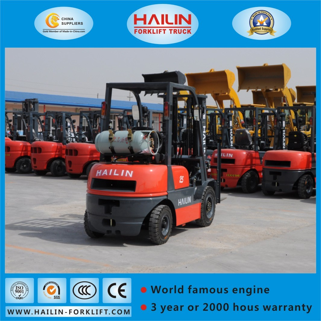 Gasoline Forklift (Nissan engine, 2.0Ton) pictures & photos