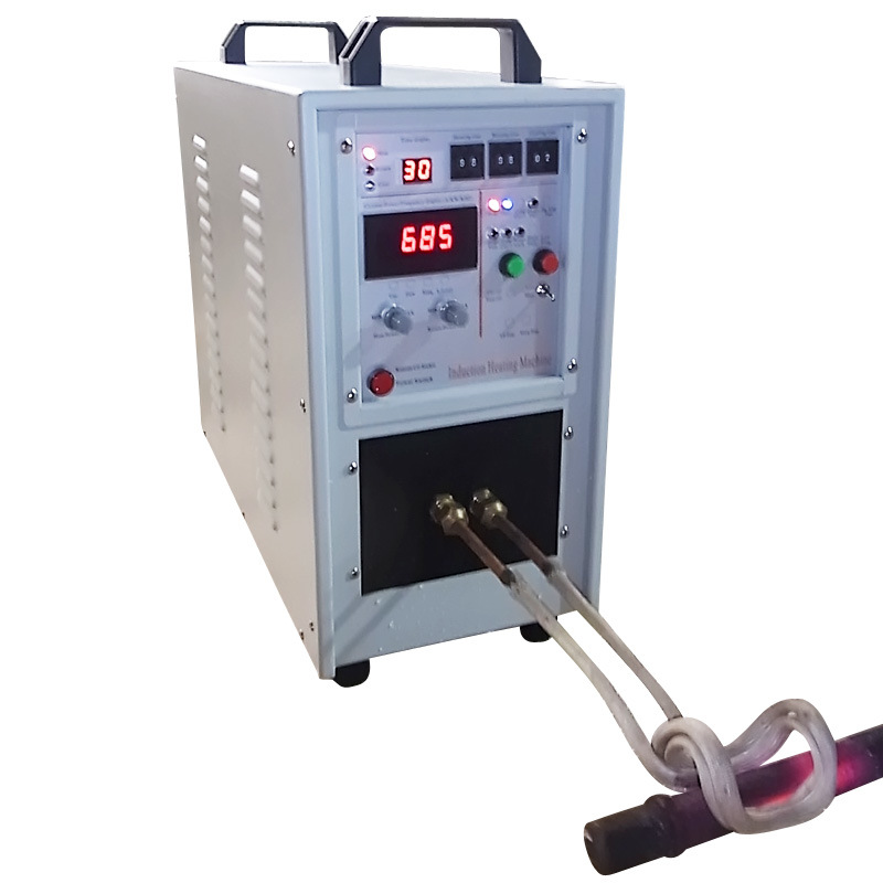 China High Frequency Induction Heating Machine (HF-15KW-100KW) for All  Metal Heating - China Induction Heating Machine, Induction Heater