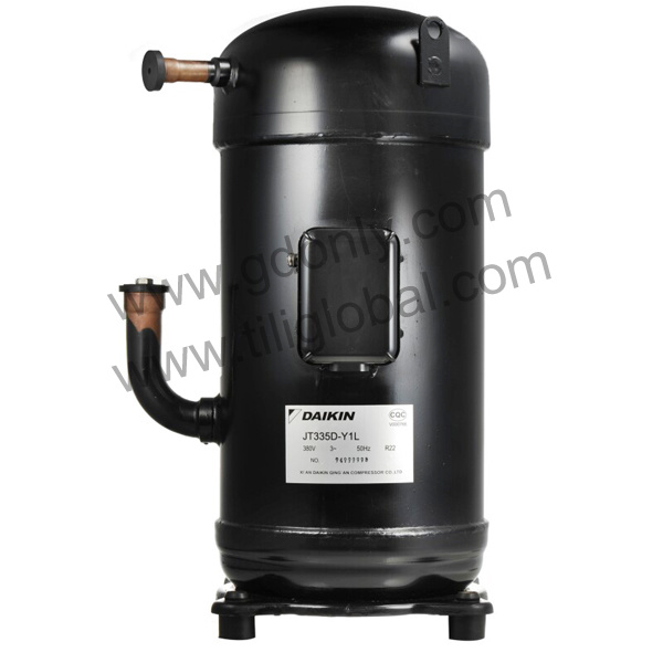 Daikin Refrigeration Compressors – Jerusalem House