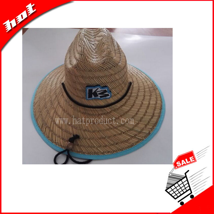Rush Straw Hat Hollow Straw Hat Sun Hat Big Brim Hat