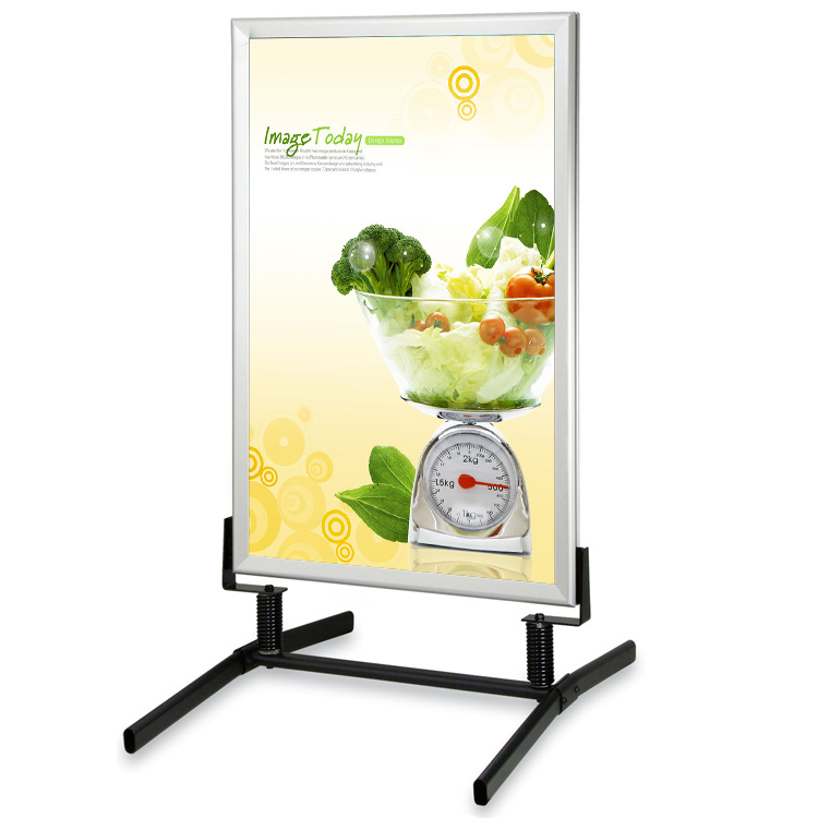 Banner Outdoor - Display Stand Frame Board Banner Stand (DW-10H2) pictures & photos