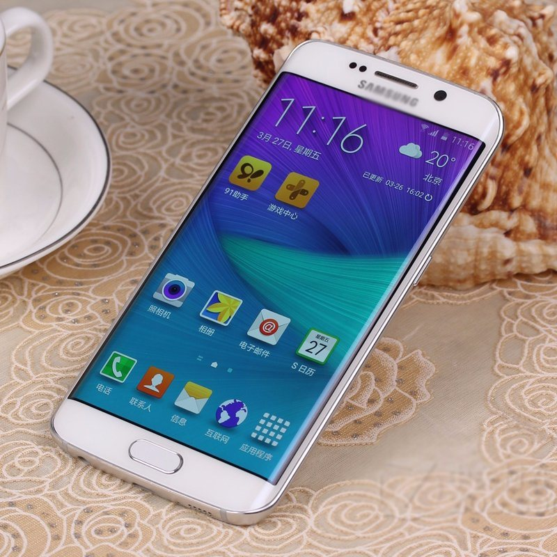 Genunine Mobile Phone S6 Edge G925, Unlock Cell Phone pictures & photos