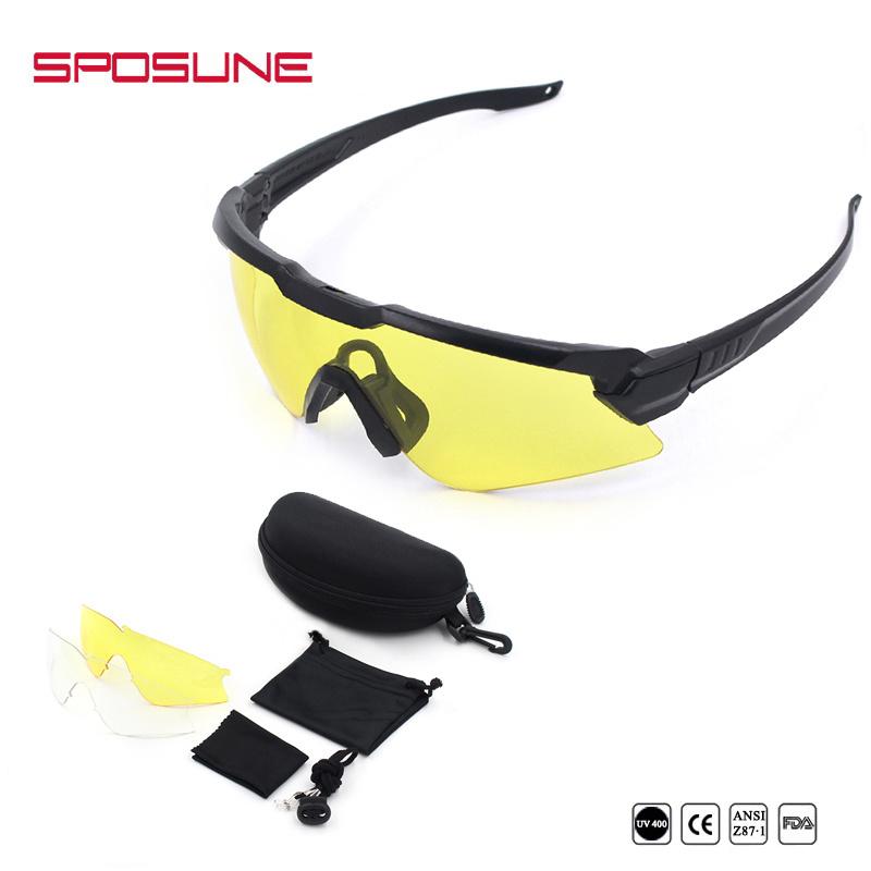 3a71c134b1bc China ANSI Z87.1 Ballistic Eye Protection Impact-Resistance Shooting  Glasses Military Glasses - China Glasses, Eye Glasses