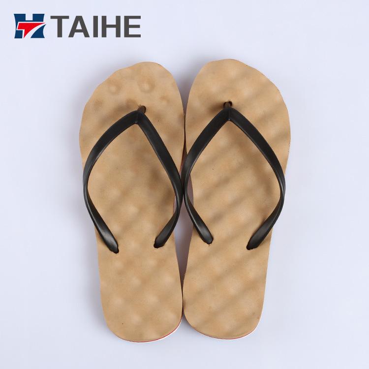 866833942 China 2018 Hot Debossed Fashion Soft Massage Flip Flops Women Slipper -  China Rubber Sandal
