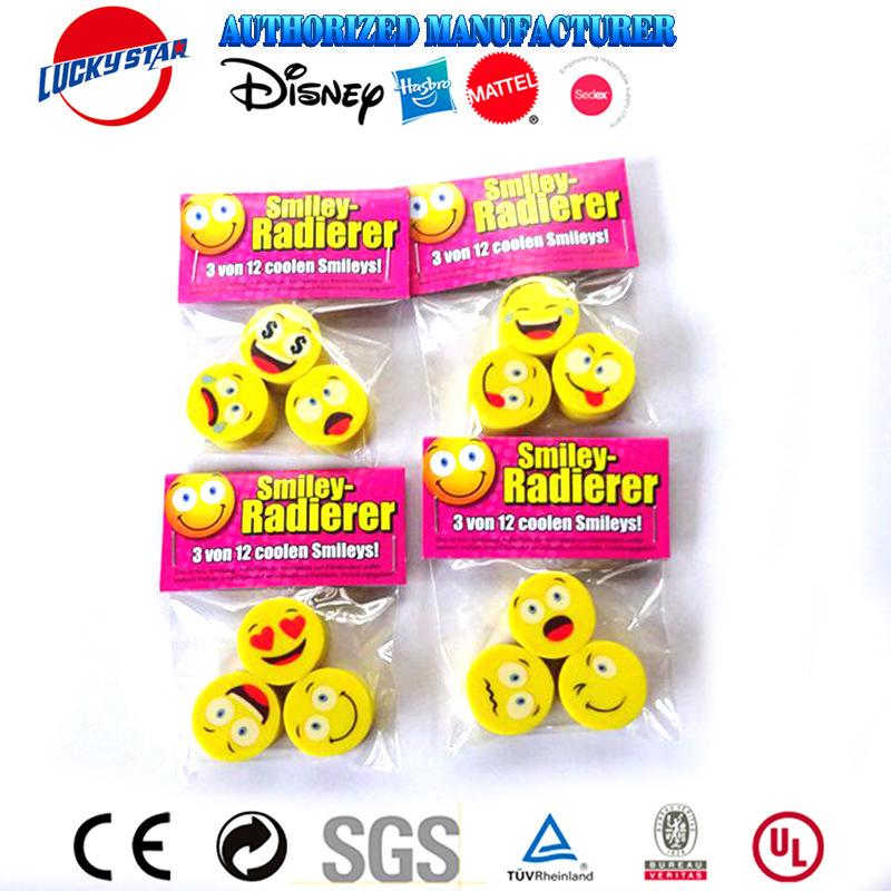 China Hot Selling Office Stationery Smile Face Emoji Emotion