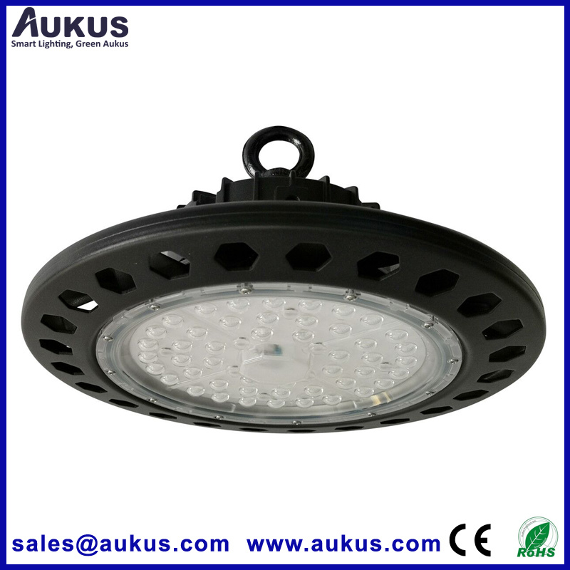 China Aukus 160lm W Commercial High Bay Lighting Industrial Led Light Fixtures Low Fixture