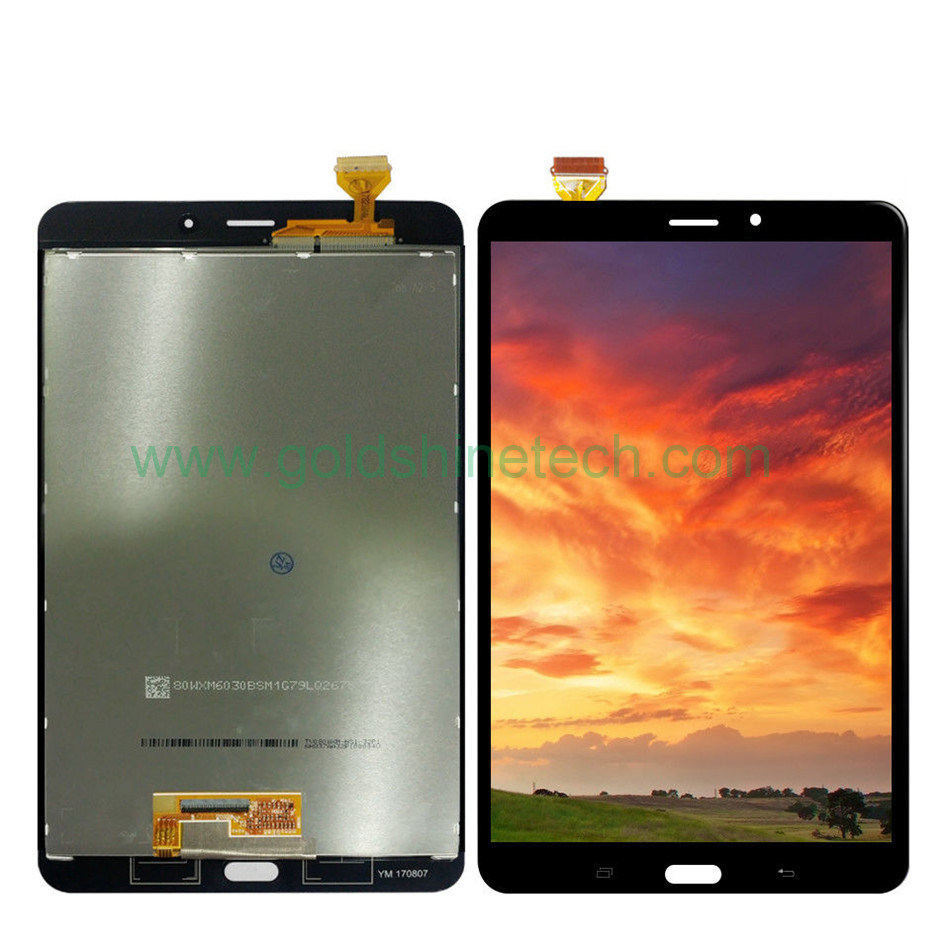 Samsung Galaxy Tab A 8.0 2017 SM-T380 T385 LCD Display Touch Digitizer Assembly