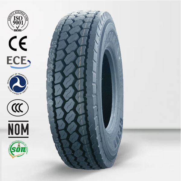 Commercial Heavy Duty TBR Radial Bus Truck Tyre 11r22.5