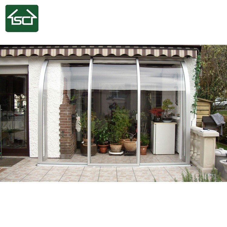 China Ce Certified Pergola Aluminum Awnings Roof Cover for