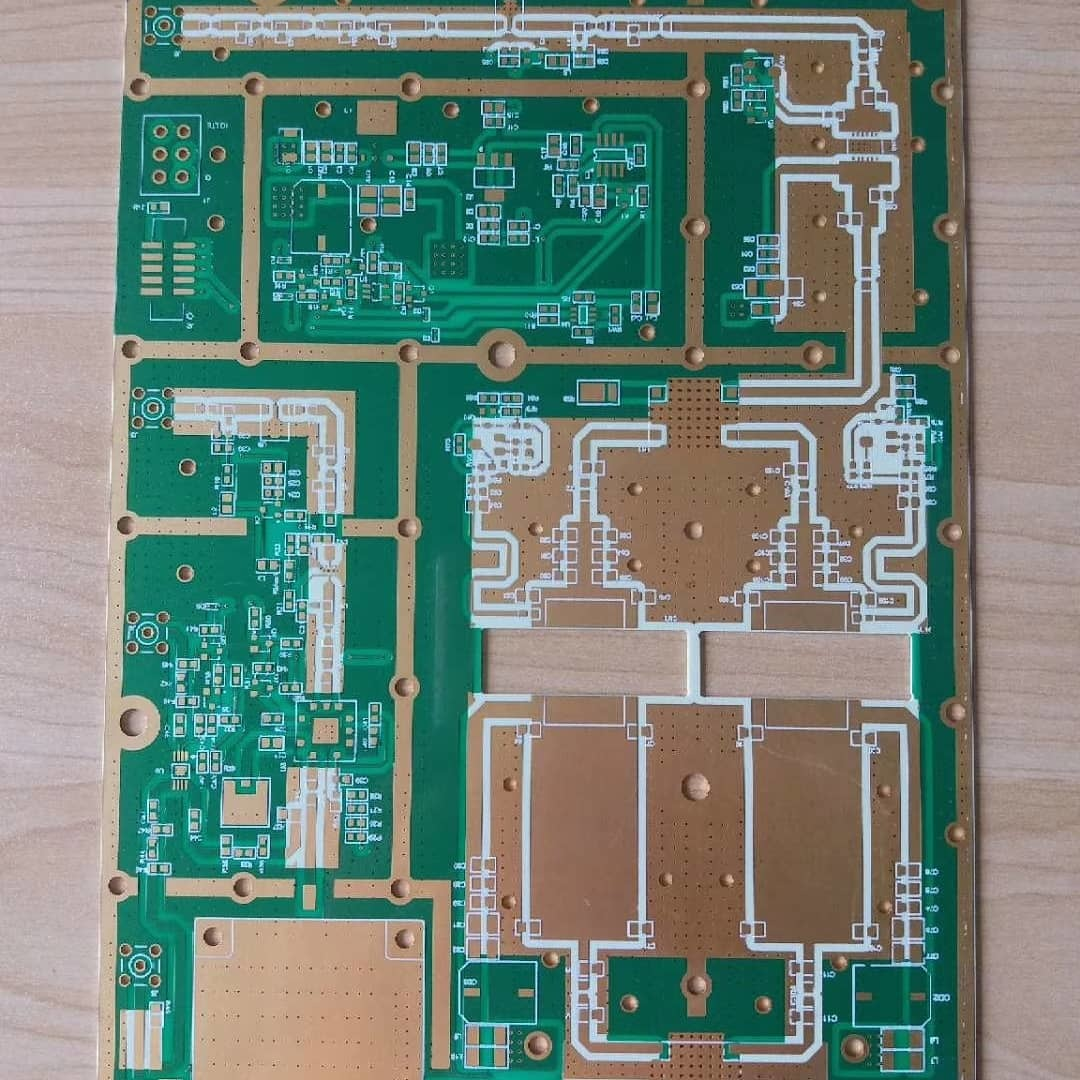 China Copper Substrate Pcb Manufacturers Circuit Boardrf4 Oem Multiplayer Buy Board Suppliers