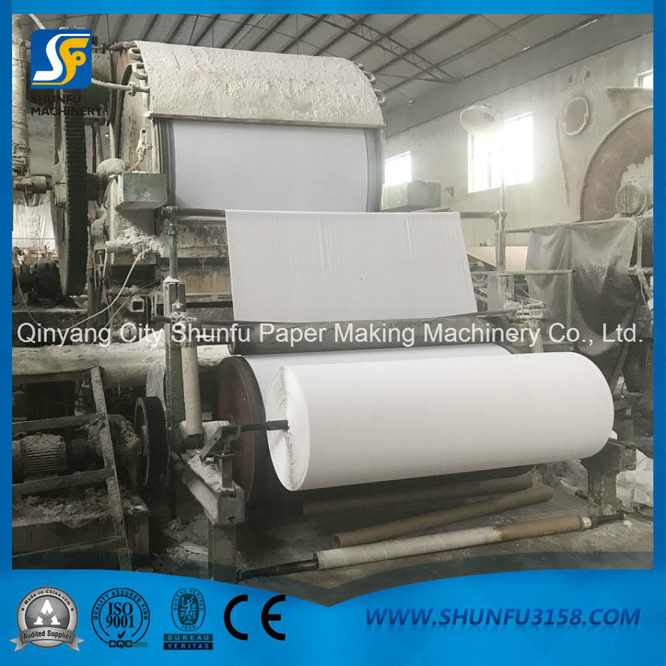 China Golden Supplier Tissue Paper Making Toilet Machines for ...