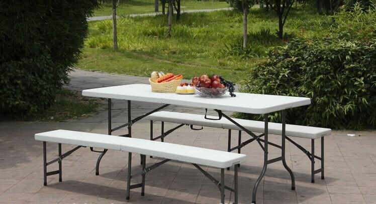 China garden furniture cheap portable plastic folding picnic table china garden furniture cheap portable plastic folding picnic table and bench hq xzd183 china portable folding bench used park benches watchthetrailerfo