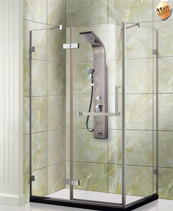 China 3/8′′ Super Safety Reinforced Glass Shower Enclosure/Shower ...