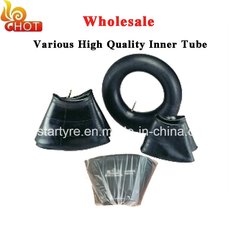 Excellent Wearing Tire Inner Tube, Rubber Inner Tubes