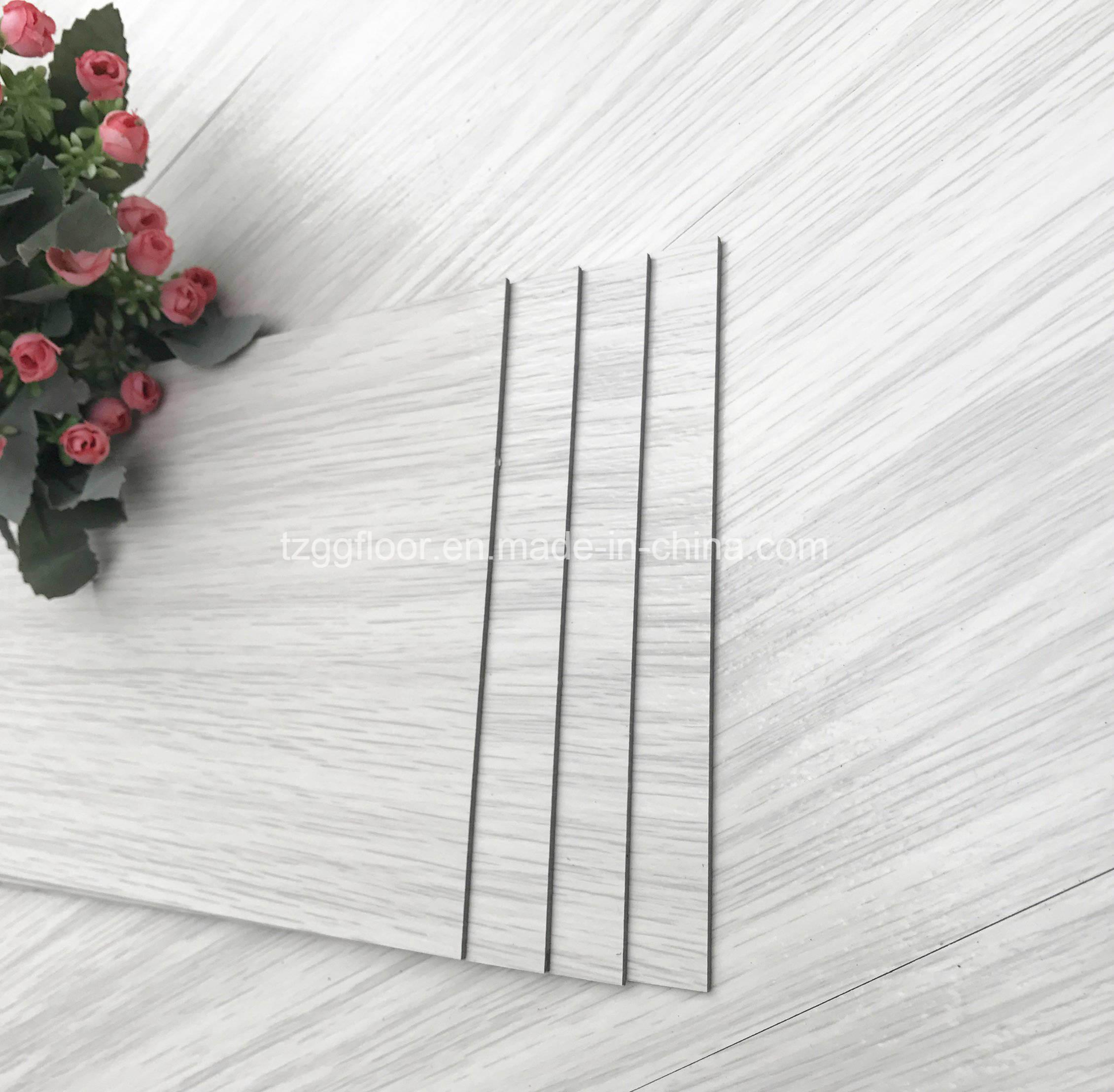 China Uv Coating Non Slip Plastic Floor Pvc Laminated Flooring Tiles Vinyl Plank