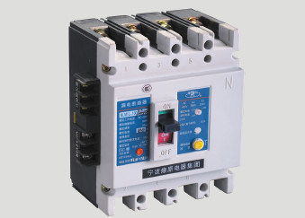 [Hot Item] ABS Circuit Breaker with Residual Current Protection on