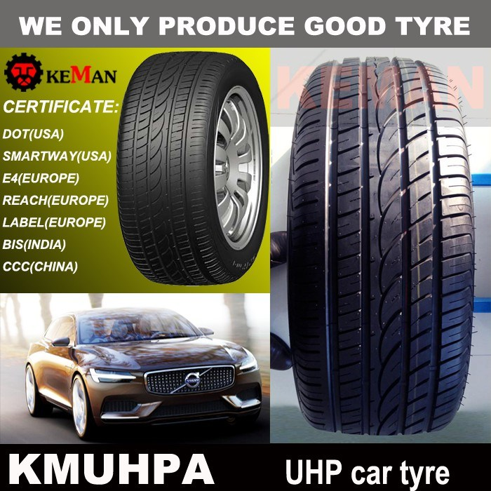 UHP Tire, Sport Car Tire, Luxury Car Tire (KMPCRA)
