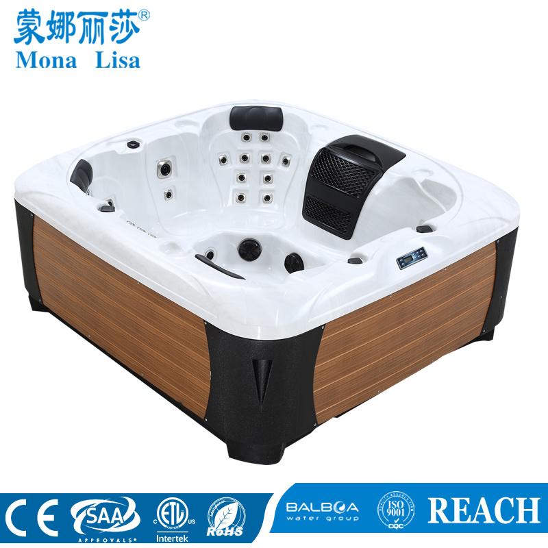 China Monalisa Newest Jacuzzi & SPA Factory Cheapest Price (M-3386 ...