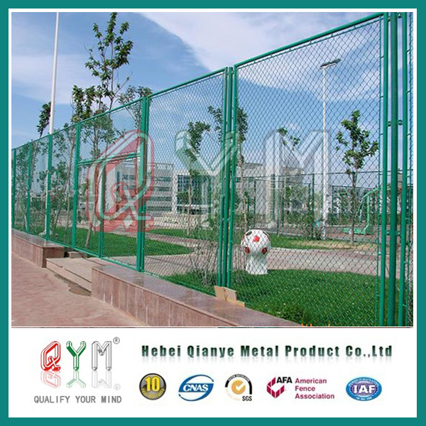 China Chain Link Fence Wire/Decorative Garden Fence/Stadium Security ...