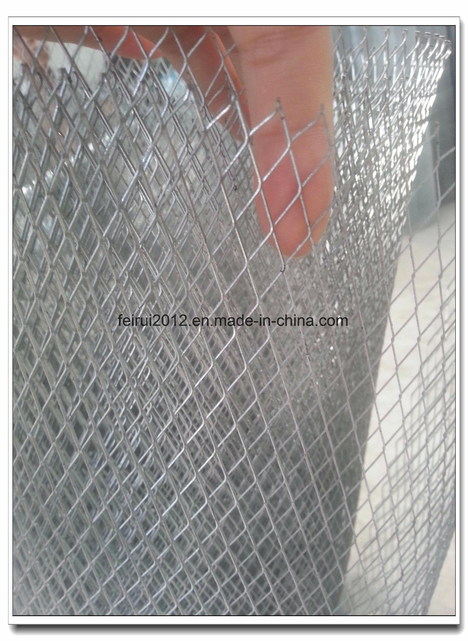 China Nigeria Market Galvanized Poultry Chicken Net - China Expanded ...