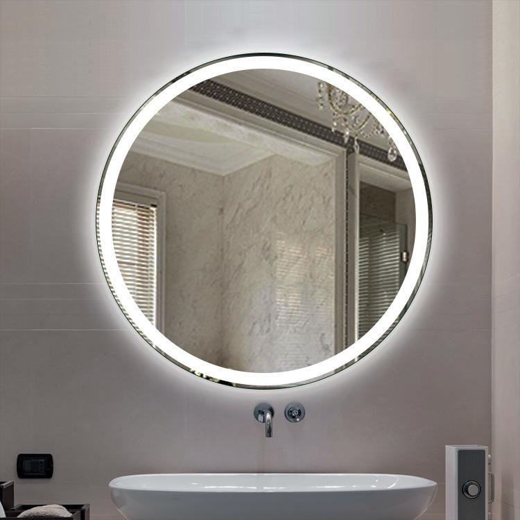 China Iron Metal Frame Fogless Koh Ler Mirror Wall Mounted Round Bathroom Mirror China Smart Mirrors Mirror Glass