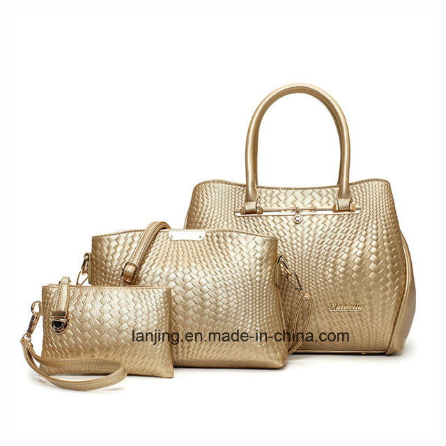China Amazon Hot Sale New Designer 3pieces Women Bag Set Ladies Bags ... 789d9d951e