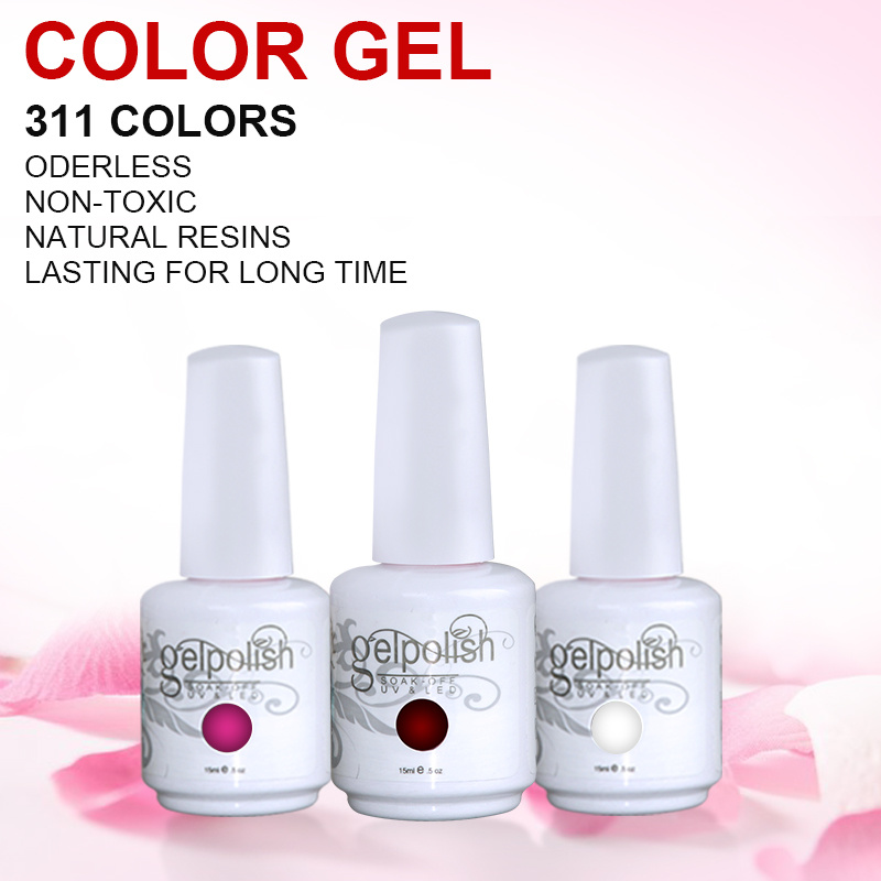 China Nail Art Supply Sample UV Gel Polish Gel Nail - China Nail ...