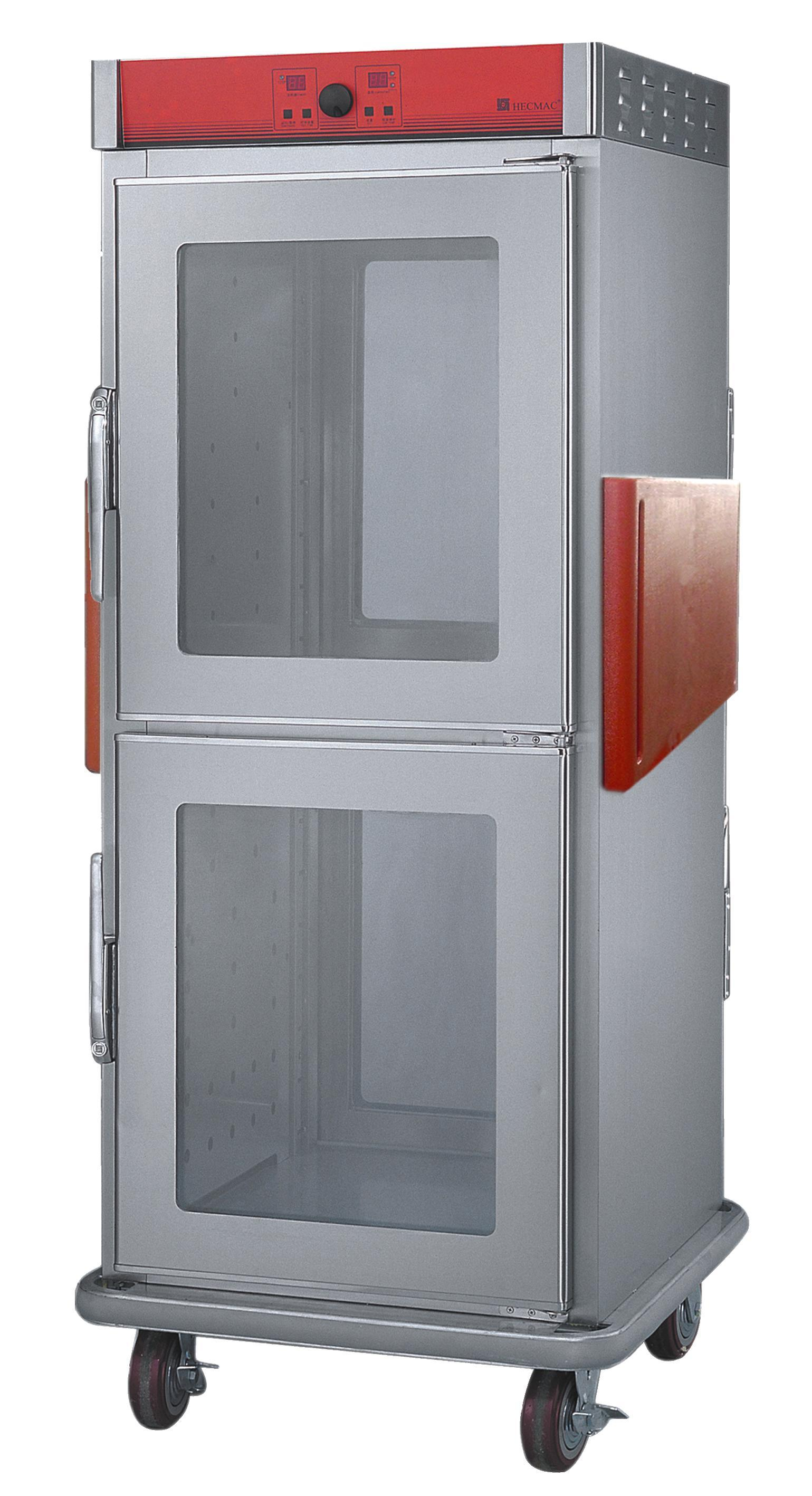 China Commercial Holding Cabinet Two Way Double Doors Topbottem
