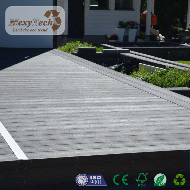 Modern Recycle Popular WPC Wood Plastic Composite for Floor pictures & photos