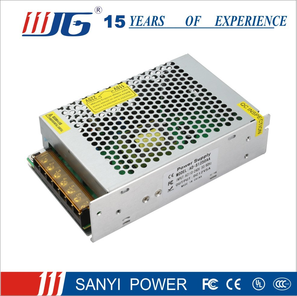 China Ad-S1220AA AC12V DC20A Single Switching Power Supply 240W ...