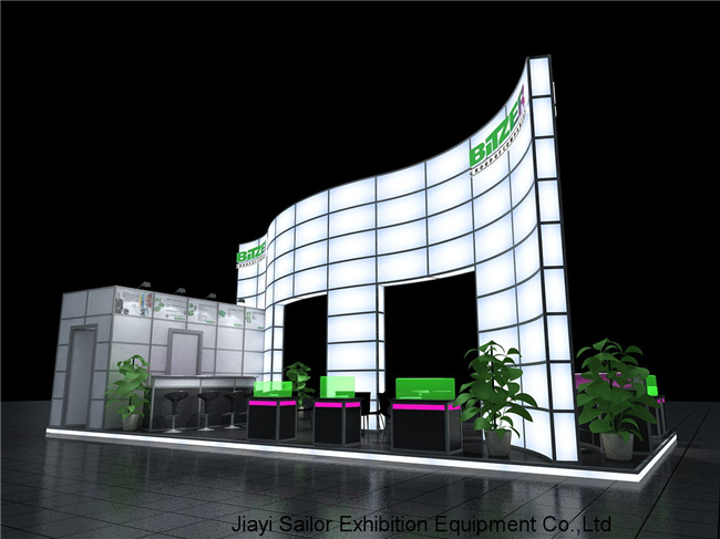 Exhibition Stand Wall Panels : China easy installing wall display panel stand frame for showroom