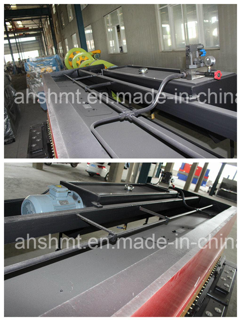 Shearing Machine/Hydraulic Shearing Machine/Plate Shearing Machine/ Steel Plate Cutting Machine