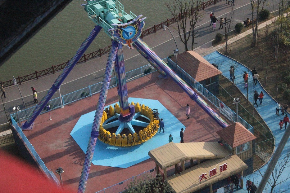 Thrill Rides, 30 Seats Big Pendulum Theme Park Rides for Sale