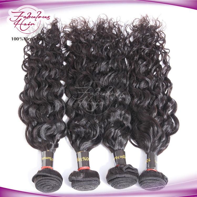 China Wholesale Hair Weave Distributors Natural Wave 100 Mongolian