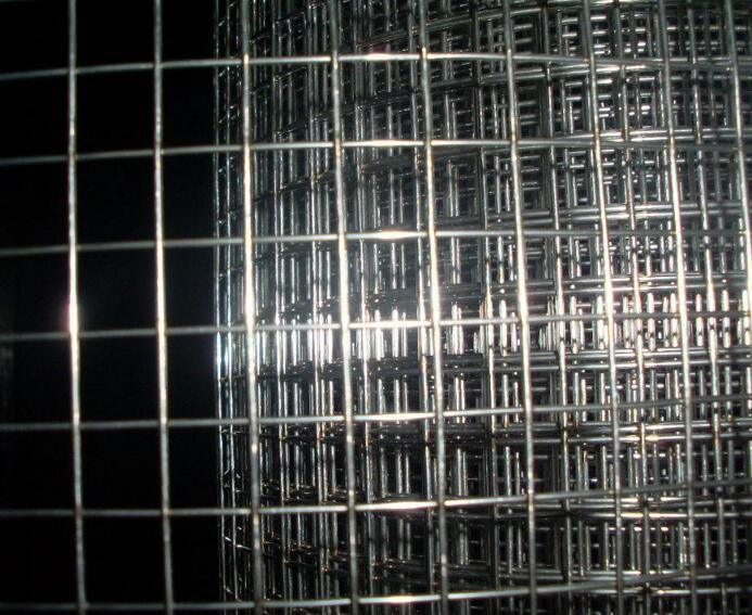 China Hot Sale Galvanized Welded Wire Mesh Fence Panels in 6 Gauge ...